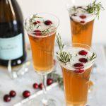 Champagne Kombucha Cocktail Recipe