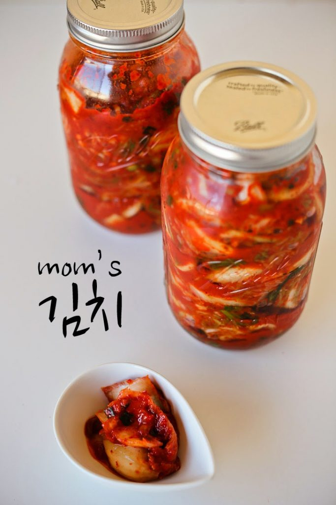 Mom's Kimchi from Local Adventurer