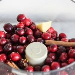 Healthy cranberry topping recipe