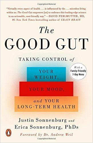 The Good Gut Book about Gut Health