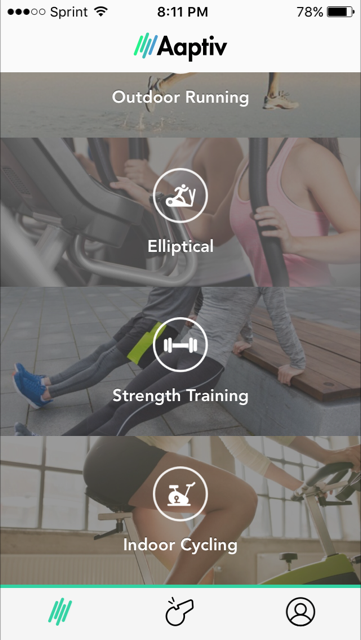 Favorite Aaptiv Strength Training Classes