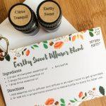 Homemade essential oil blend ideas!