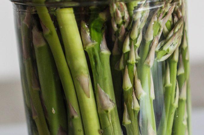 Fermented Aspargus