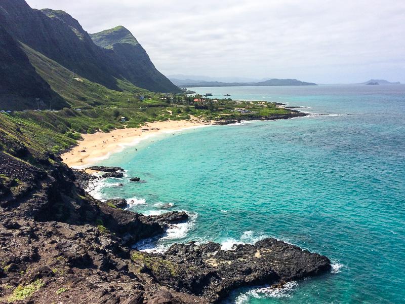Makapu'u Beach Park Oahu