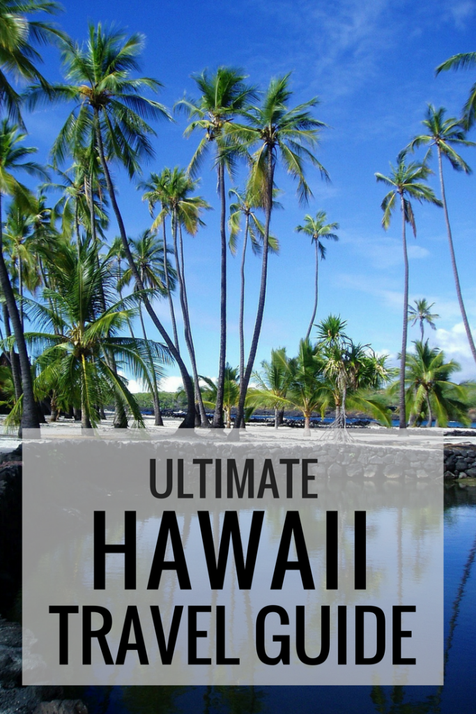 Ten Day Travel Guide for Hawaii