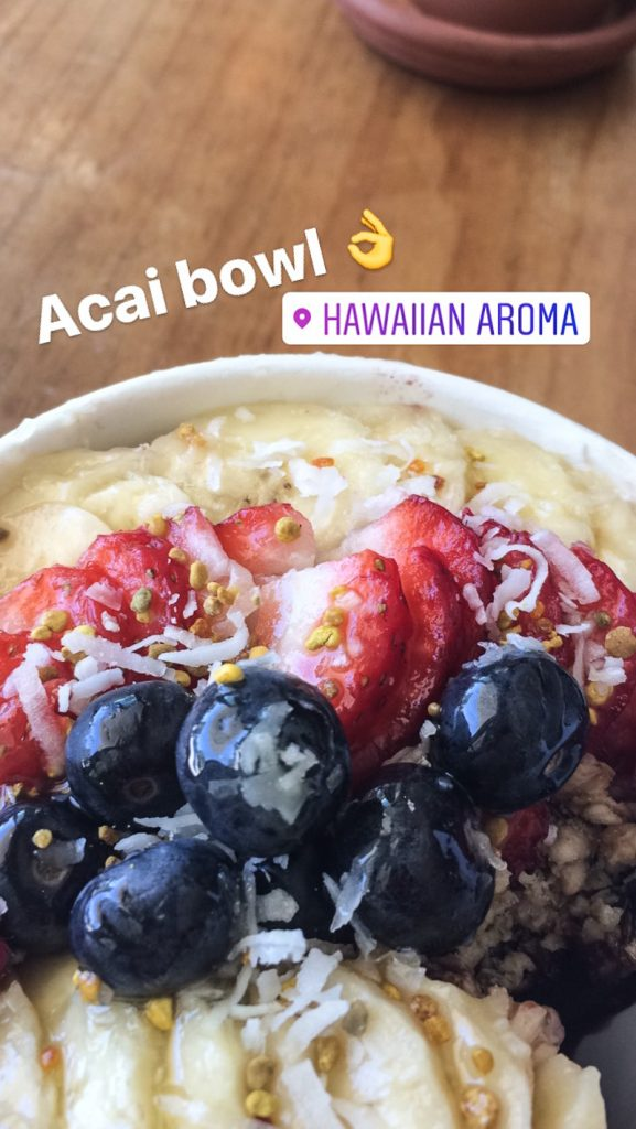 Acia Bowl in Honolulu, Hawaii