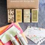 Essential Oil Recipe Subscription Box from Simply Earth!