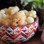 Fermented cauliflower with chipotle peppers