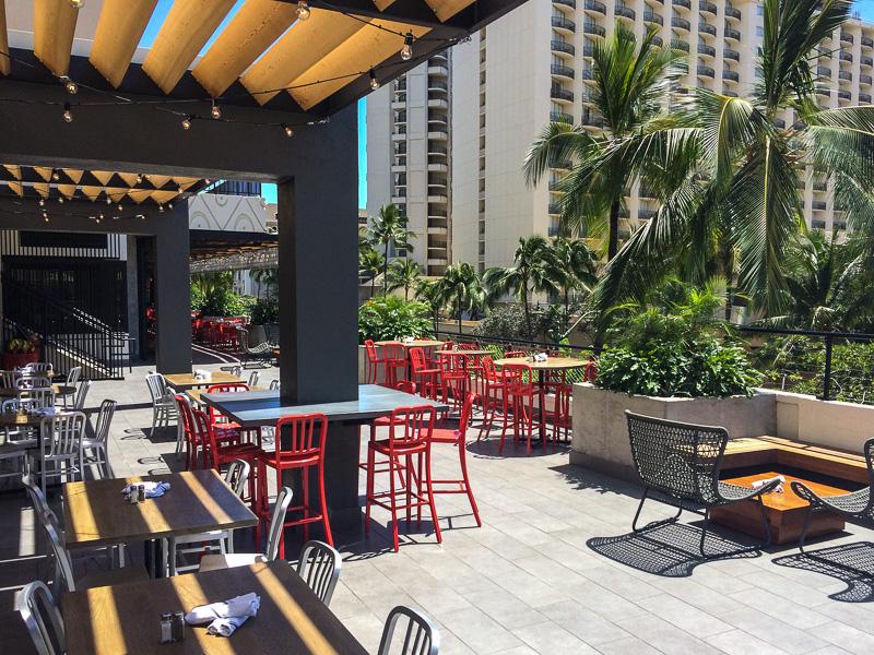 Maui Brewing Company in Honolulu