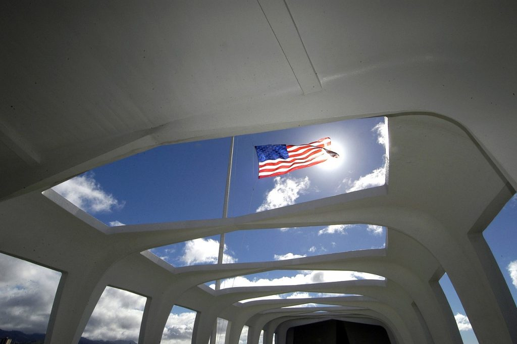 Visiting Pearl Harbor in Honolulu Hawaii