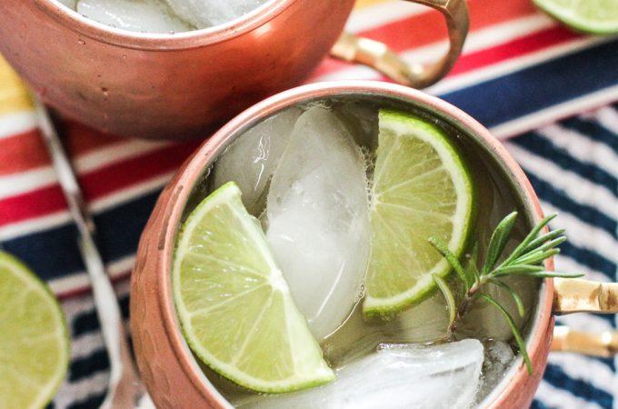 Kombucha Moscow Mule Recipe