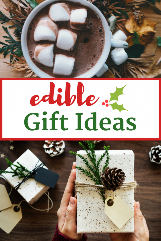 Edible Gift Ideas from Etsy