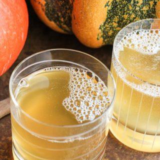 Pumpkin Spice Kombucha Recipe