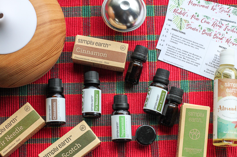 Simply Earth Essential Oil Subscription Box