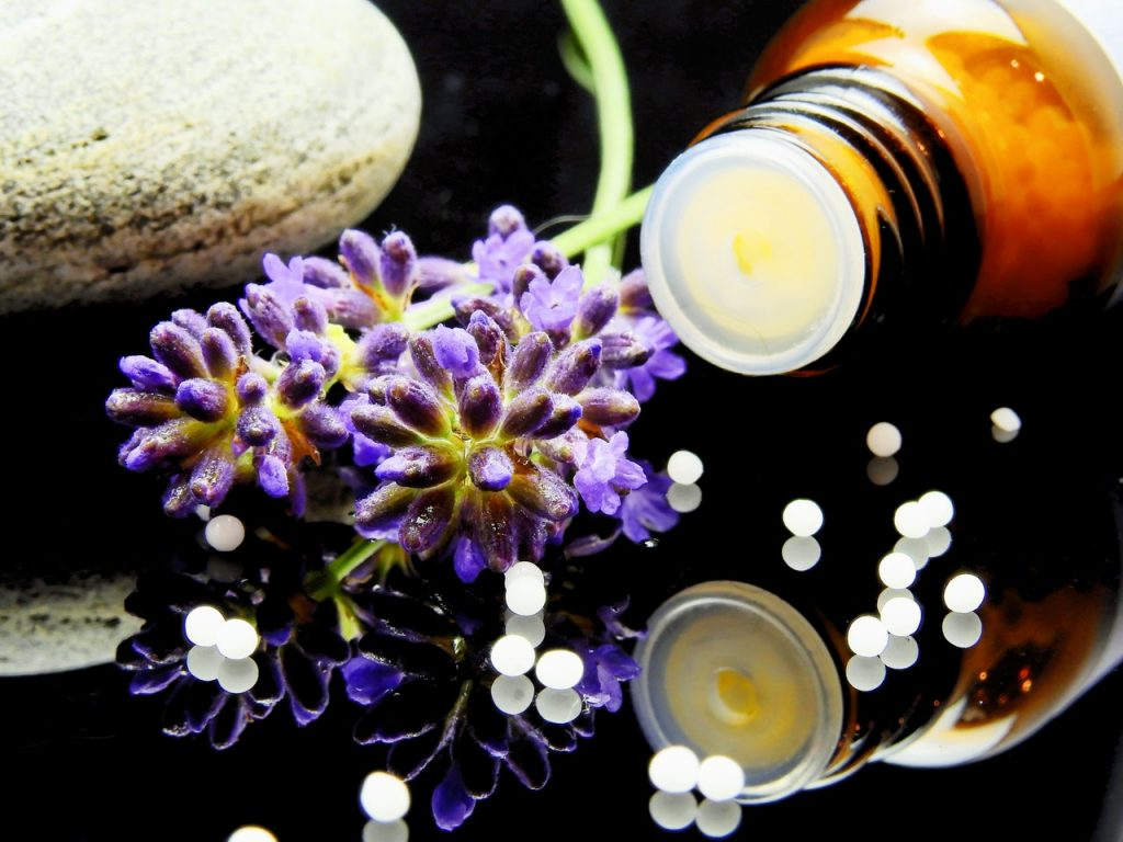 Aromatherapy for a home yoga practice