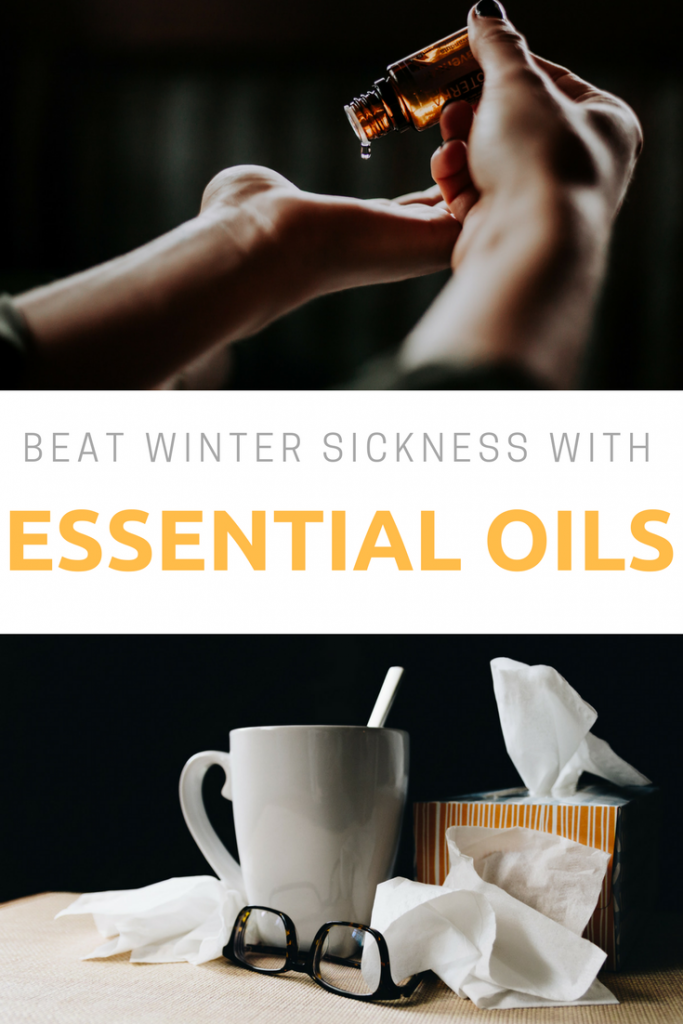 Beat winter sickness with essential oils