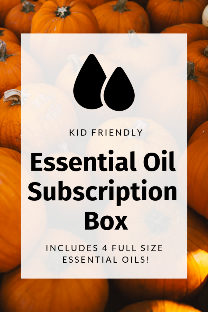The Essential Oil Recipe Box from Simply Earth is an essential oil subscription box that is family friendly and offers a huge savings!